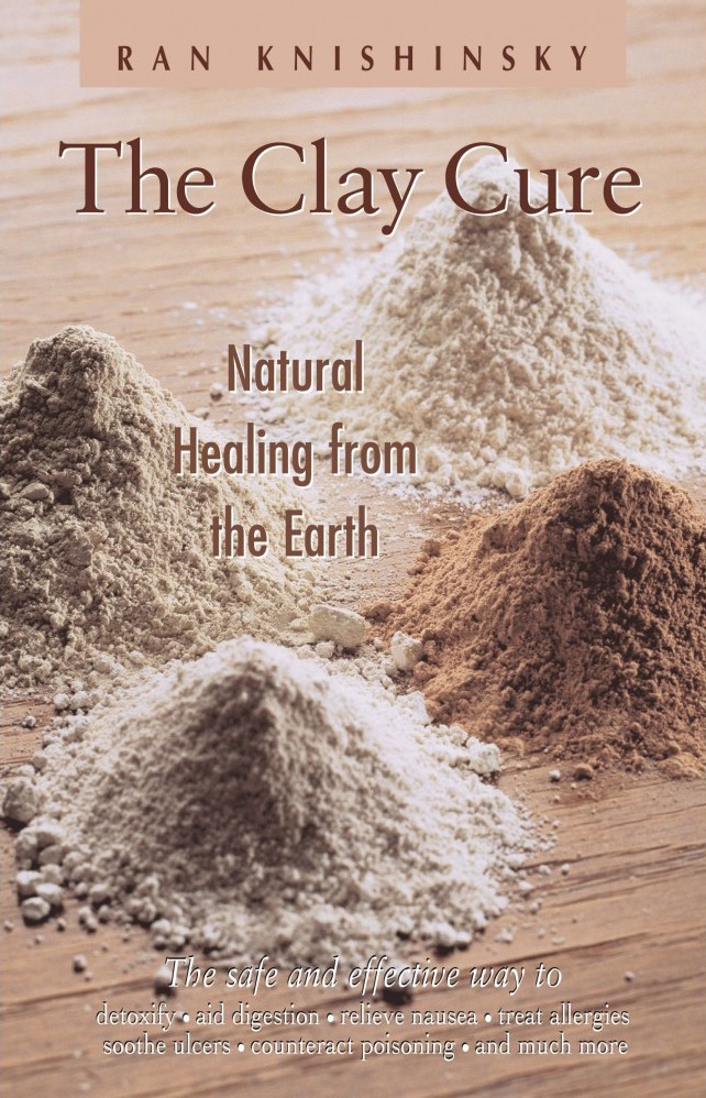 The Clay Cure: Natural Healing From the Earth - By Ran KnishinskyComplete information on this natural and gentle dietary supplement that is effective in treating a wide range of illnesses.Contains complete, up-to-date information on choosing the appropriate clay and how to use it for specific ailments.Discusses the science and history of clay ingestion and its nutritional value.Resource section includes information on where to buy clay supplements and health products.An exceptional source of minerals, clay has been ingested as a nutritional supplement and detoxifier throughout the world for thousands of years. This book reveals the benefits of that ancient wisdom and the use of clay powders, capsules, or liquid gels to address numerous problems.Naturally absorbent and extremely gentle on the system, clay can treat ailments affecting digestion, circulation, menstruation, and the liver, skin, and prostate. Clay also remedies symptoms of arthritis, chronic fatigue syndrome, gum diseases, and migraines. The Clay Cure contains complete and up-to-date information on choosing the appropriate type and form of clay, how and when to take it for your specific complaint, the science and history of ingesting clay, and the value of minerals contained in the many varieties of clay.