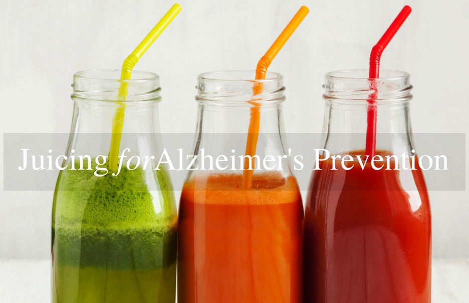 Juices may reduce Alzheimer's disease risk (press release) - by Mike AdamsJuice does a mind good. Researchers at Vanderbilt University found that adults who drank three or more servings of fruit and vegetable juices a week had a 76 percent lower risk of developing Alzheimer's disease than those who drank juice less than once a week.While previous studies have credited vitamins as the source of the health benefits of drinking juice, this study, published in the September 2006 issue of the American Journal of Medicine, points to a class of antioxidants called polyphenols as the active components in warding off Alzheimer's.