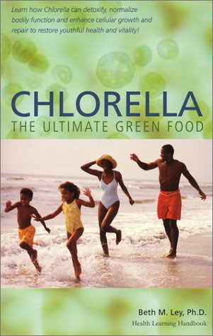 chlorella: the ultimate green food - by Beth M. LeyChlorella is the ultimate green food. This green algea is nature's richest source of chlorophyll, DNA & RNA. Chlorella provides a very well-balanced package of essential nutrients. Along with its rich stores of complete protein, Chlorella also provides essential fatty acids, carbohydrates, minerals, vitamins, enzymes, chlorophyll, RNA/DNA, antioxidants, special fiber and its own unique Chlorella Growth Factor (CGF). Working to maintain bodily health, prevent disease, and enhance recuperation, Chlorella can be thought of as a complete health supplement. Chlorella is so complete that we could survive on it alone for an extended period of time.Chlorella benefits us in four main ways:1. Provides complete nutrition to normalize body function.2. Supports and strengthens the immune system.3. Detoxifies and purifies the body.4. Promotes healthy cellular growth and repair to slow down aging.