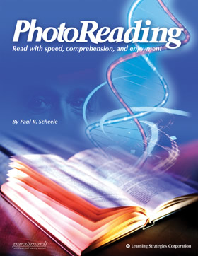 PhotoReading: The Whole Mind Course - by Paul ScheeleYes, you just began the Juice Feasting Nutrition Course and I am introducing you to another course. This is not for you to do now, but to be aware of. Throughout this course I will be introducing you to the best perspectives and practices I have come across in the last 30 years. So take a peek at PhotoReading, and then when you are ready, you will access it in more detail to your enormous benefit.