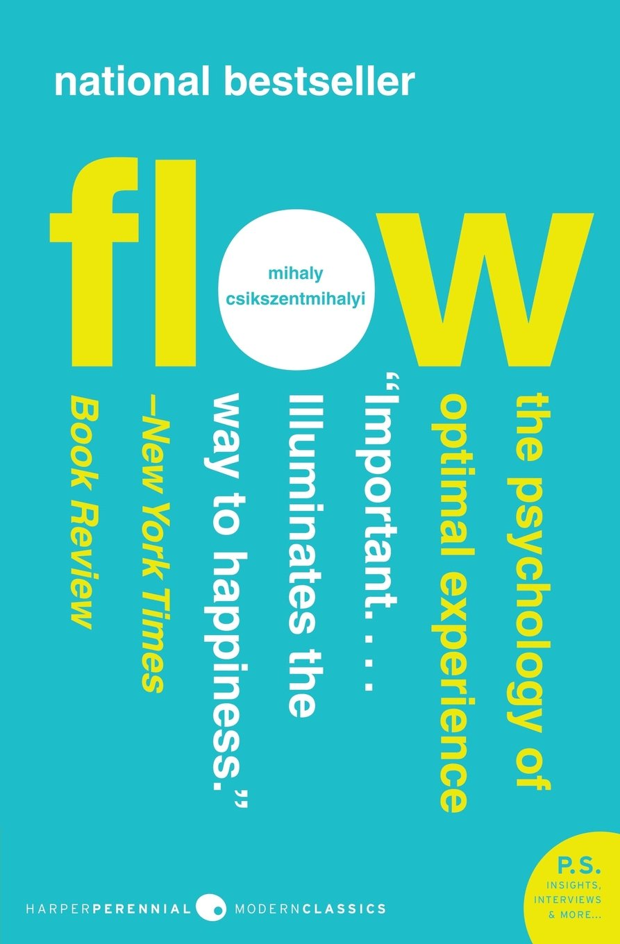 "Flow: The Psychology of Optimal Experience - by Mihaly CsikszentmihalyiPsychologist Mihaly Csikszentmihalyi's famous investigations of ""optimal experience"" have revealed that what makes an experience genuinely satisfying is a state of consciousness called flow. During flow, people typically experience deep enjoyment, creativity, and a total involvement with life. In this new edition of his groundbreaking classic work, Csikszentmihalyi demonstrates the ways this positive state can be controlled, not just left to chance. Flow: The Psychology of Optimal Experience teaches how, by ordering the information that enters our consciousness, we can discover true happiness and greatly improve the quality of our lives."