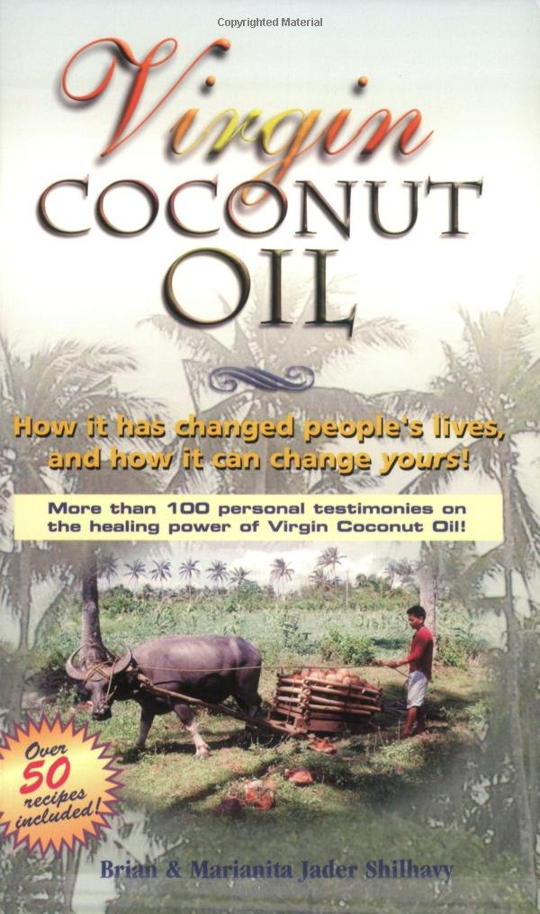 Virgin Coconut Oil: How It Has Changed People's Lives, and How It Can Change Yours! - by Brian Shilhavy and Marianita Jader ShilhavyPeople losing weight when nothing else worked, new energy and increased body temperatures from those suffering from hypothyroidism, skin rashes and other problems clearing up: these are a few examples of the testimonies from people using Virgin Coconut Oil that you will read about in this book. The book contains over 100 testimonies to the healing properties of Virgin Coconut Oil, and also contains over 75 recipes showing you how to incorporate Virgin Coconut Oil into your diet. Virgin Coconut Oil: How it has changed people's lives, and how it can change yours! is the most practical book written on the health benefits of coconut oil. Based on years of research and the experience of Brian and Marianita Shilhavy, this book documents how tropical cultures eating a diet high in the saturated fat of coconut oil enjoy long healthy lives. It also shows how a premium Virgin Coconut Oil has changed thousands of lives outside the tropics, in helping with obesity, hypothyroidism, diabetes, Candida, infections, digestive disorders, skin problems, and more.
