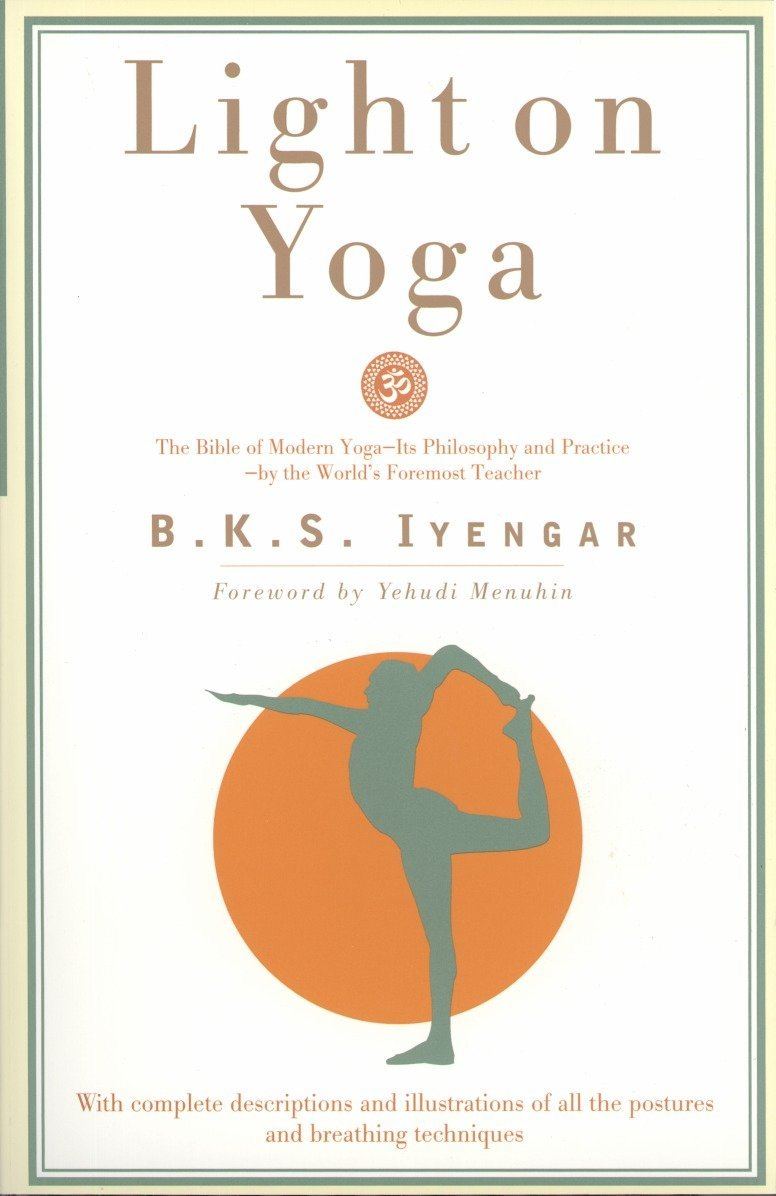 Light on Yoga - by B.K.S. IyengarThe definitive guide to the philosophy and practice of Yoga–the ancient healing discipline for body and mind–by its greatest living teacher. Light on Yoga provides complete descriptions and illustrations of all the positions and breathing exercises. Features a foreword by Yehudi Menuhin. Illustrations throughout.