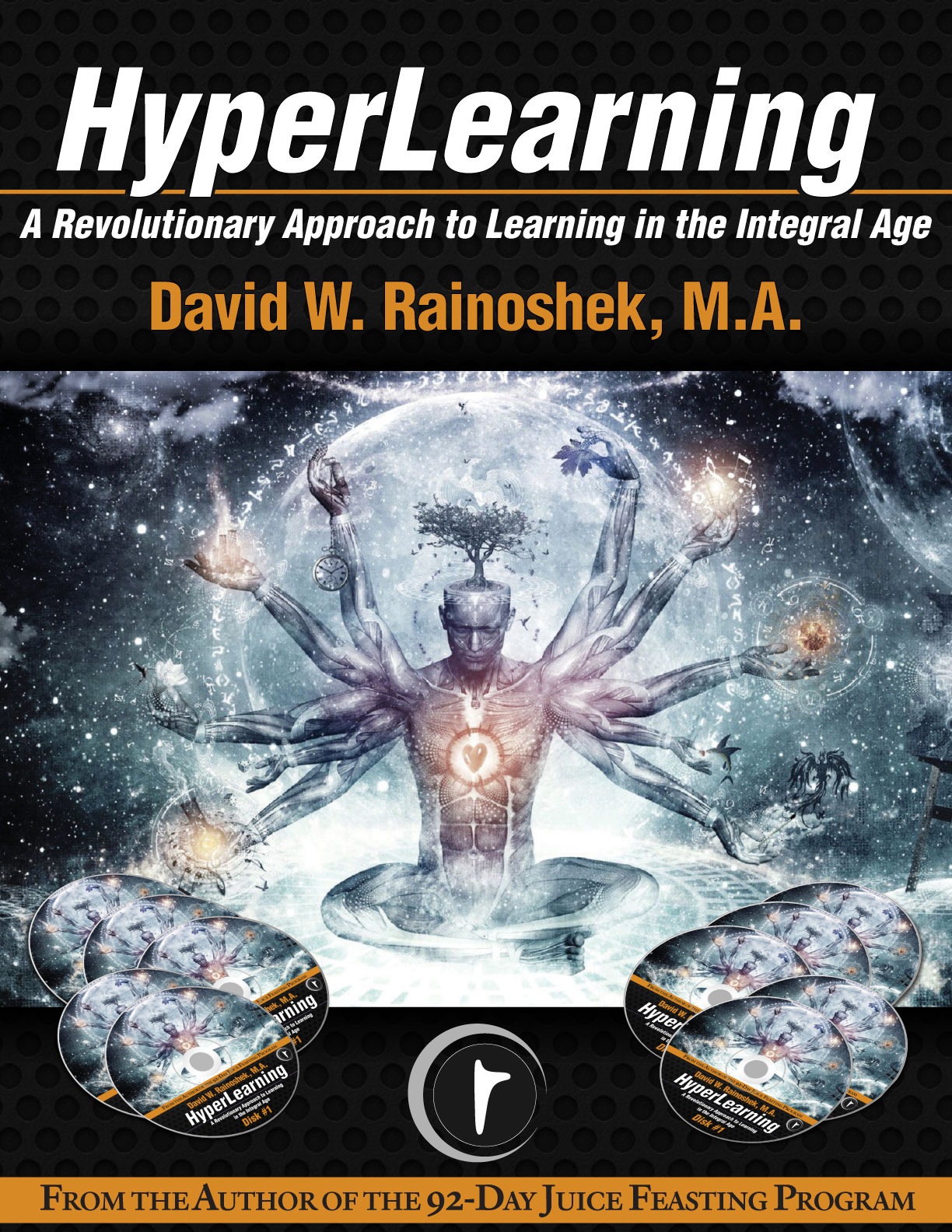 HyperLearning: A Revolutionary Approach to Learning in the Integral Age - by David Rainoshek, M.A.There is a new mind, a new culture, a new level of compassion, care, and creativity that is arising worldwide in people like YOU… who yearn for a new way of thinking, a new way of being, an updated vision of who we are together, and where we are going… a positive, dynamic, creative, growth-oriented, integrative, hopeful, next-level vision of the future.HyperLearning is part of this next level, this next stage in human evolution.What you are about to discover is not just how to learn faster, or even better, but how to cultivate the deepest drives and orienting perspectives behind the learning that set your mind, heart, and soul on fire.Your purpose, ability, and depth of learning is about to leap beyond almost everyone who has ever lived…