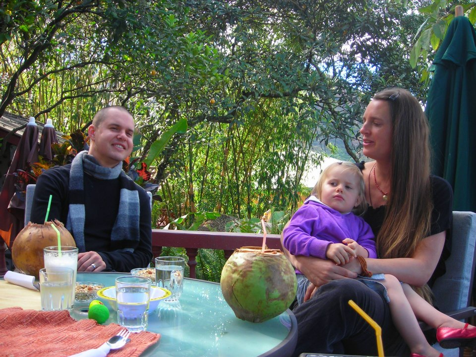 Rainosheks at Breakfast in Ecuador 2013.jpg