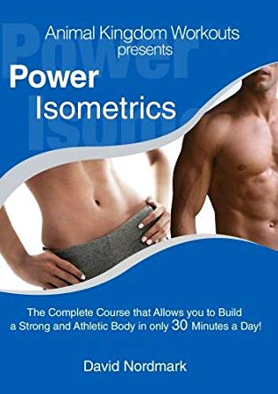 "power isometrics - By David NordmarkHIGHLY RECOMMENDED by DAVID RAINOSHEK, M.A. Like many words, Isometrics is derived from the Greek. Iso meaning ""equal"" and metric meaning ""distance"". When we refer to isometric exercise we are talking about an exercise system in which, although force is applied to the muscles, the muscles themselves never contract. Their muscular length remains the same. This is called an isometric contraction and it is the key to this entire course."