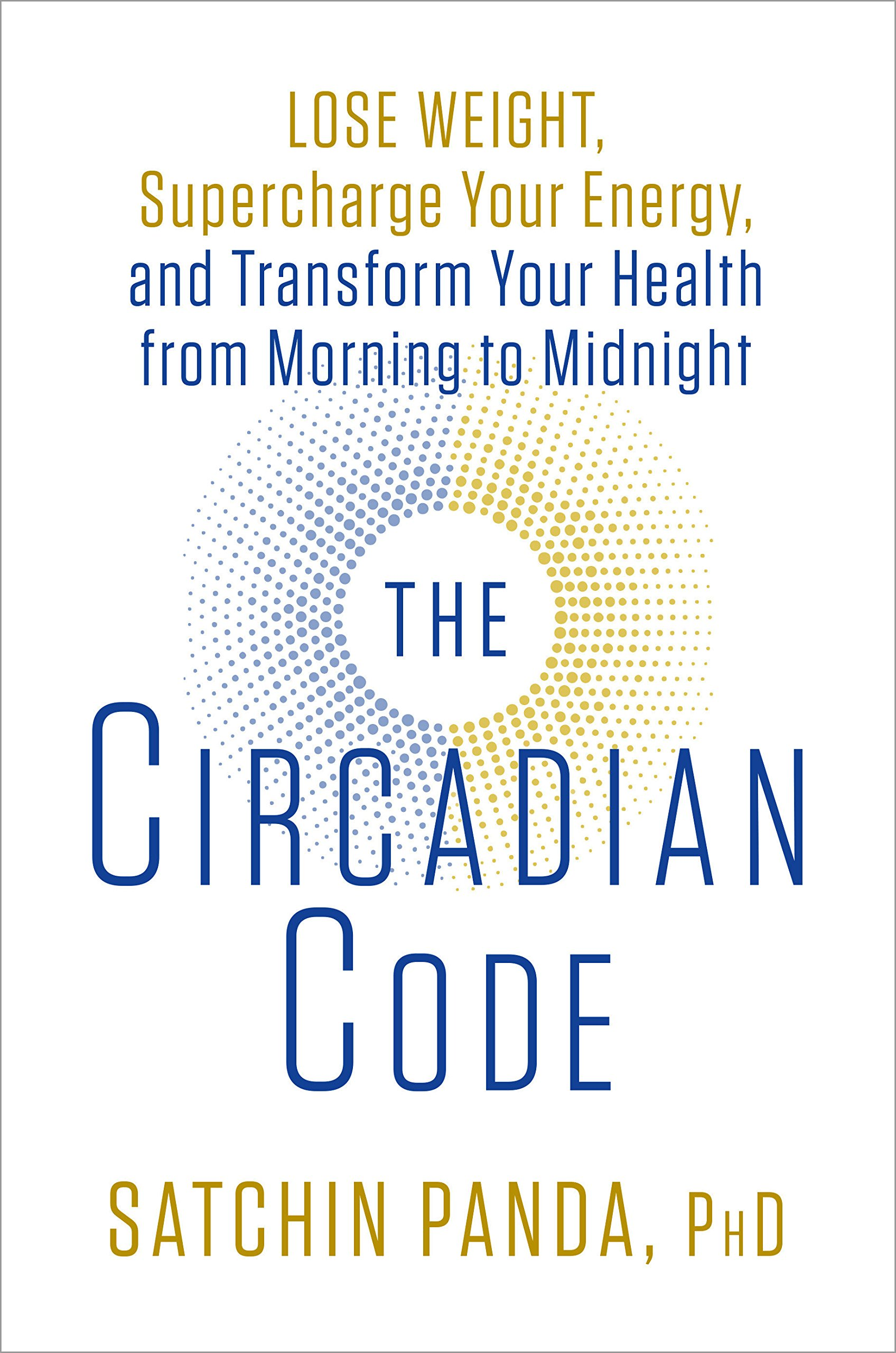 The Circadian Code: Lose Weight, Supercharge Your Energy, and Transform Your Health from Morning to Midnight - by Satchin Panda, PhDWhen we eat may be as important as what we eat.Like most people, you probably wake up, get hungry for meals and doze off in bed around the same time every day. If you've ever experienced jet lag or pulled an all-nighter, you know that this schedule can easily be thrown off kilter. But for some people, that imbalance—difficulty sleeping at night, hunger at odd times, or sudden fatigue at noon—is a constant. If you're one of those people, Dr. Satchin Panda, one of the leading researchers on circadian rhythms, has a plan to reset your body clock.Beginning with an in-depth explanation of the circadian clock—why it's important, how it works, and how to know it isn't working—The Circadian Code outlines lifestyle changes to make to get back on track. It's a concrete plan to enhance weight loss, improve sleep, optimize exercise, and manage technology so that it doesn't interfere with your body's natural rhythm. Dr. Panda's life changing methods show you how to prevent and reverse ailments like diabetes, cancer, and dementia, as well as microbiome conditions like acid reflux, heartburn, and irritable bowel disease.