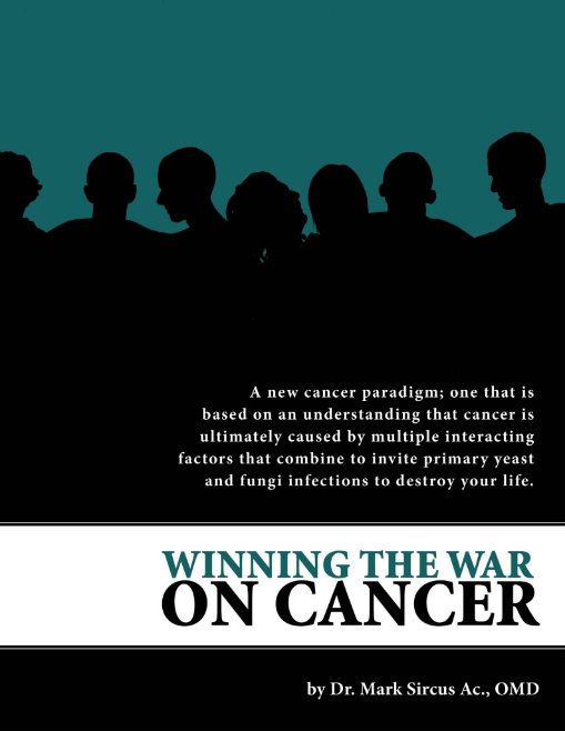 Winning the war on Cancer - by Dr. Mark Sircus, OMDWinning the War on Cancer is a must read for cancer patients and doctors alike. Dr. Sircus takes you on a journey in this 900 page book beyond the individual theories on various cancer cures introducing you to an entirely new paradigm in cancer care and prevention. The information you will find in its pages is solidly referenced taking the reader deep into subjects without sacrificing easy understanding and enjoyable readability. Rarely will you find a book on cancer that covers so much territory. The text is profound but understandable for patients whose need for essential information should not be denied.Before considering dangerous drastic measures and treatments one needs to investigate Dr. Sircus's Natural Allopathic Medicine. His new methods combine the best of the world of allopathic science and alternative methods joining the two in an easily understood format. Importantly one will learn how viruses, bacteria and fungus can set the stage for cancer and metastases.Most of his protocol can be self administered, are much more affordable and more protective of our immune systems than any currently promoted pharmaceutical chemo or radiation therapies.The book Winning the War on Cancer contains the bulk of the materials one will find in Dr. Sircus's books on iodine and sodium bicarbonate. It is important to note that Sodium Bicarbonate – Nature's Unique First Aid Remedy is required reading for the main text on cancer. It contains major updates in the use of sodium bicarbonate and magnesium chloride in cancer and other chronic diseases.