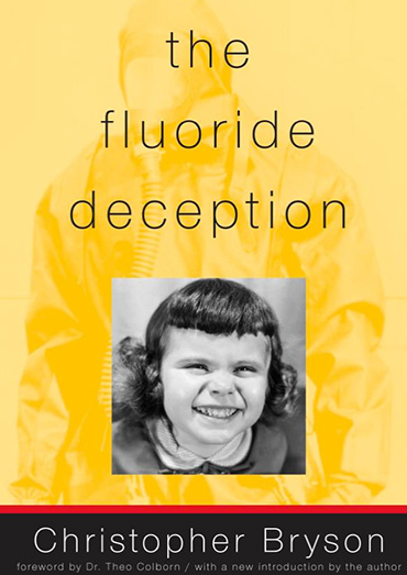 The Fluoride Deception - By Christopher BrysonWith the narrative punch of Jonathan Harr's A Civil Action and the commitment to environmental truth-telling of Erin Brockovich, The Fluoride Deception documents a powerful connection between big corporations, the U.S. military, and the historic reassurances of fluoride safety provided by the nation's public health establishment.The Fluoride Deception reads like a thriller, but one supported by two hundred pages of source notes, years of investigative reporting, scores of scientist interviews, and archival research in places such as the newly opened files of the Manhattan Project and the Atomic Energy Commission. The book is nothing less than an exhumation of one of the great secret narratives of the industrial era: how a grim workplace poison and the most damaging environmental pollutant of the cold war was added to our drinking water and toothpaste.