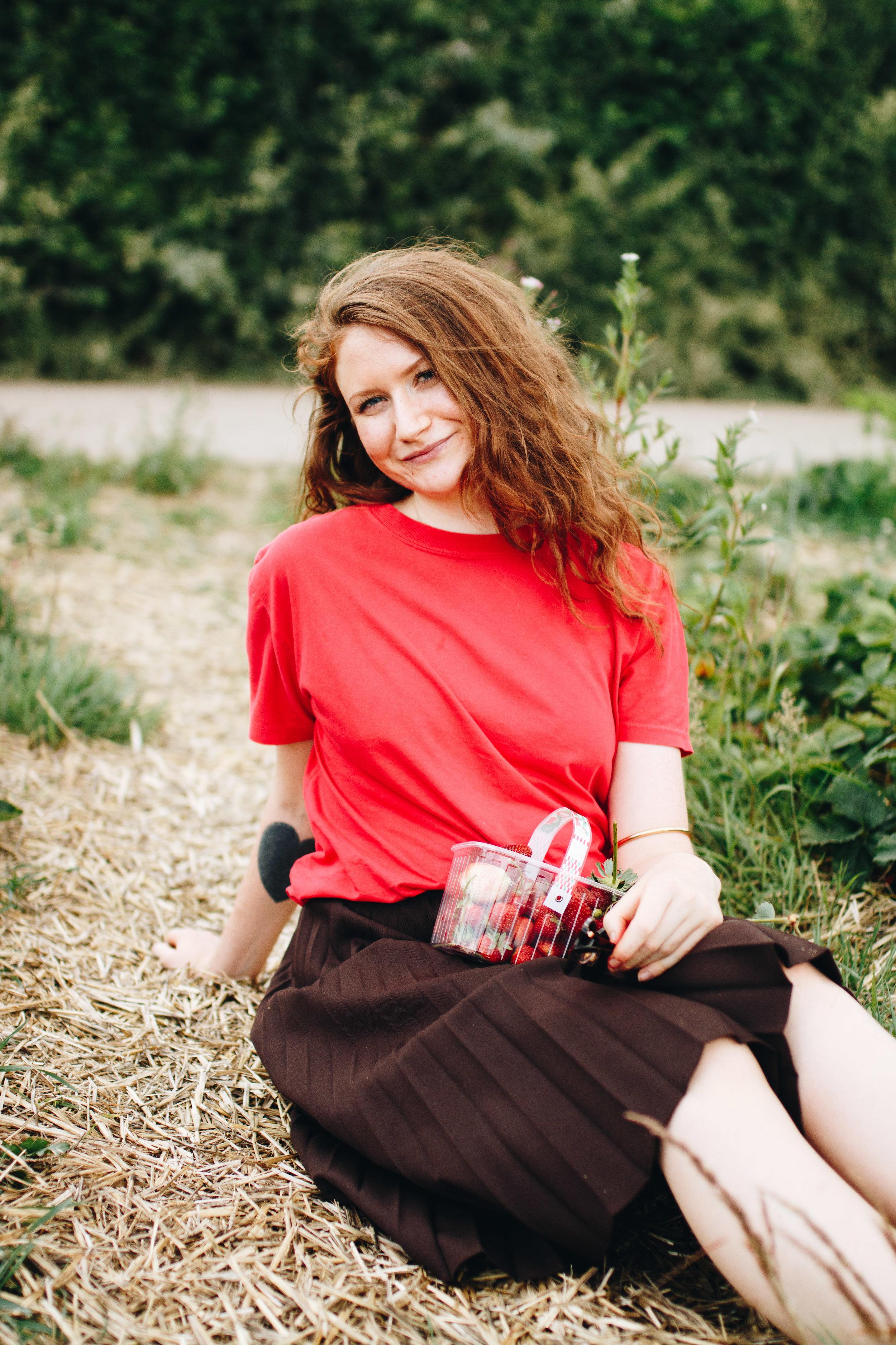 Katelyn Dawe -