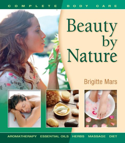 beauty by nature - By Brigitte MarsThe journey to lasting beauty involves attention to both outer appearance and inner health. Here is a comprehensive program for attaining radiance and vitality using natural techniques. Includes directions and recipes for making scrubs, toners, moisturizers, facial sprays, and hair rinses, so easy to prepare they can be made in the kitchen. Beauty by Nature is the complete guide to unlocking your beauty potential. Also includes advice on body care for men, babies, and elders.