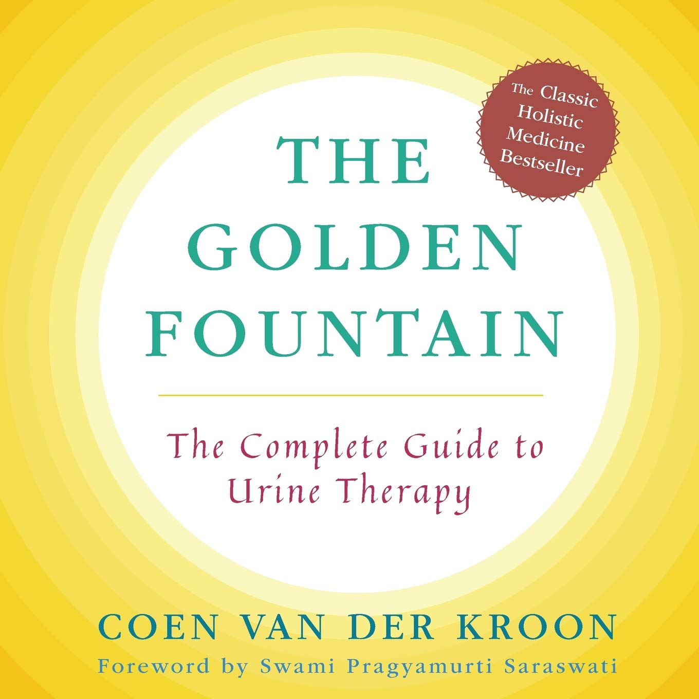 golden fountain: the complete guide to urine therapy - By Coen van der KroonUrine therapy is an ancient Eastern tradition that has recently gained popularity in the West as a natural alternative to modern drugs and surgery. Using the body's own natural antibodies, it can be used internally to relieve symptoms of tuberculosis, tumors, parasites, anemia, common colds, and allergies. It can also aid in external ailments including rashes, acne, boils, burns, and dry skin. This book provides an introduction to the principles of urine therapy, the history of its use, recent research and literature, various medical uses, and personal stories from people who have been cured by urine therapy. Included is a complete bibliography for those interested in expanding their knowledge of urine therapy through other sources.