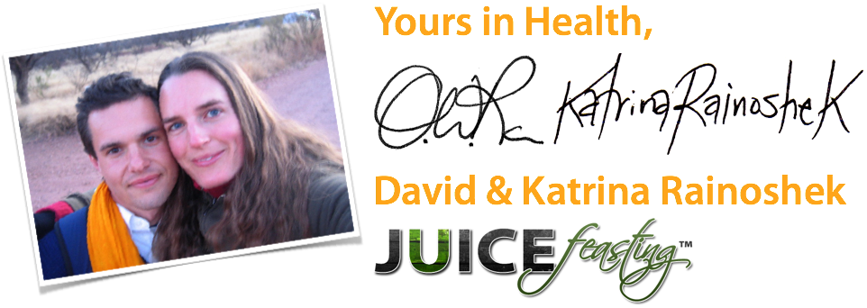David and Katrina Rainoshek - Juice Feasting.png
