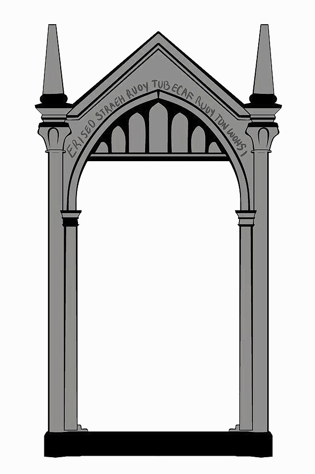 Drawing of the Mirror