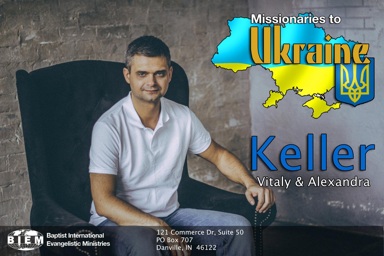 Vitaly & Alexandra Keller - Ukraine