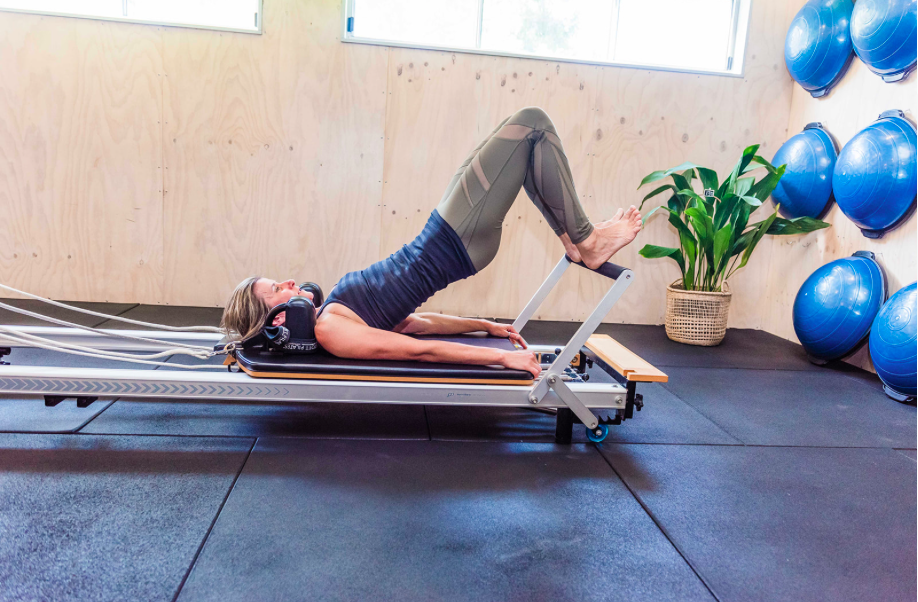 The Pilates Reformer is suitable for all levels of fitness and ages.  It is excellent for increasing movement in your joints, increasing flexibility, increasing strength, muscle tone and is known to remove back pain and body aches and pain