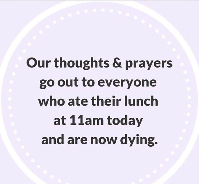Anyone else? #thoughtsandprayers 🙏Repost @fairygodboss