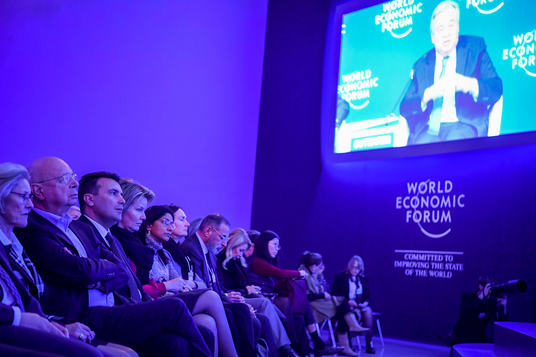 WORLD ECONOMIC FORUM - 21—24 JANUARY 2020