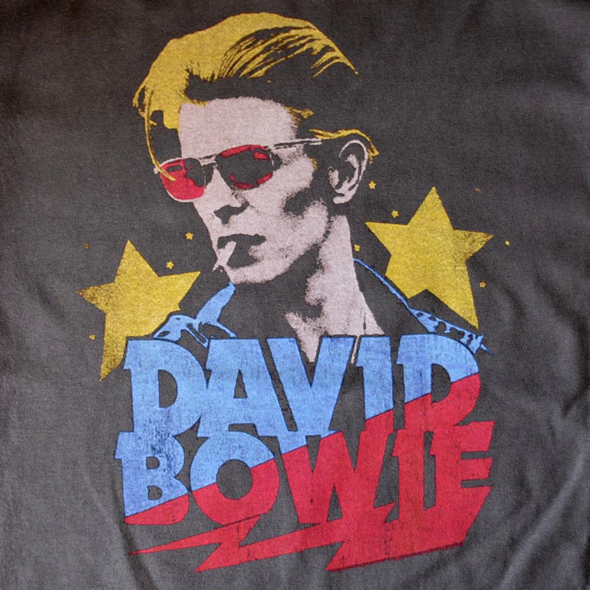 Bowie Shirt RIP