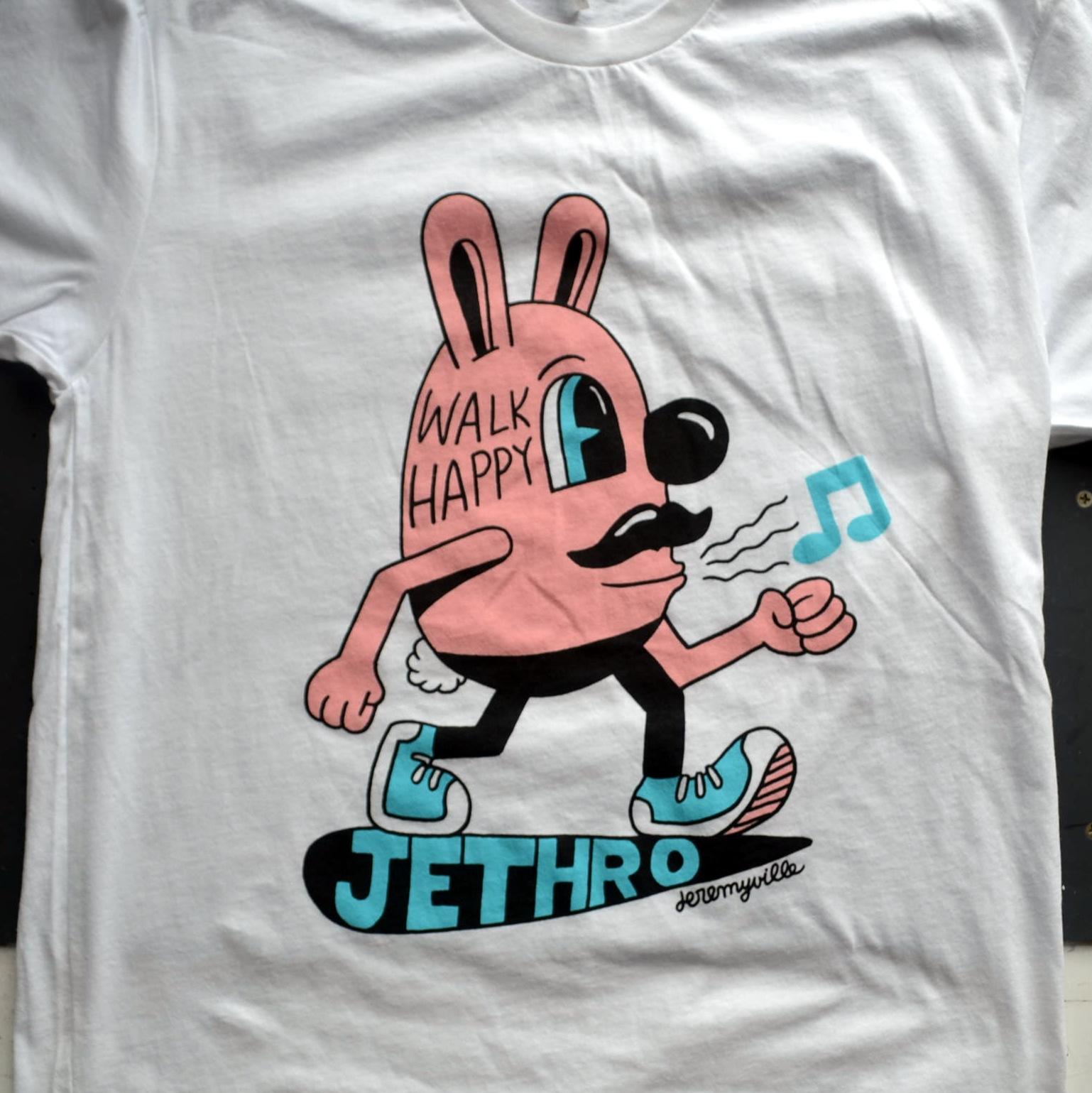 Jeremyville - Jethro