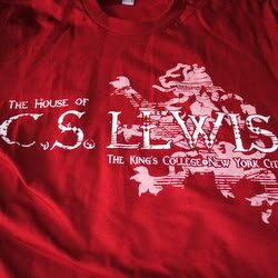 C.S. Lewis - King's College