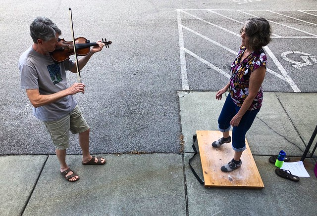 Picknbow Music Camp 8 - 2018    Photos by Kevin Keister