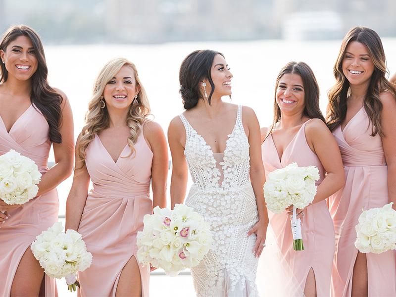 RR_800x600_nyc wedding, girls bridal party in pink walking.jpg