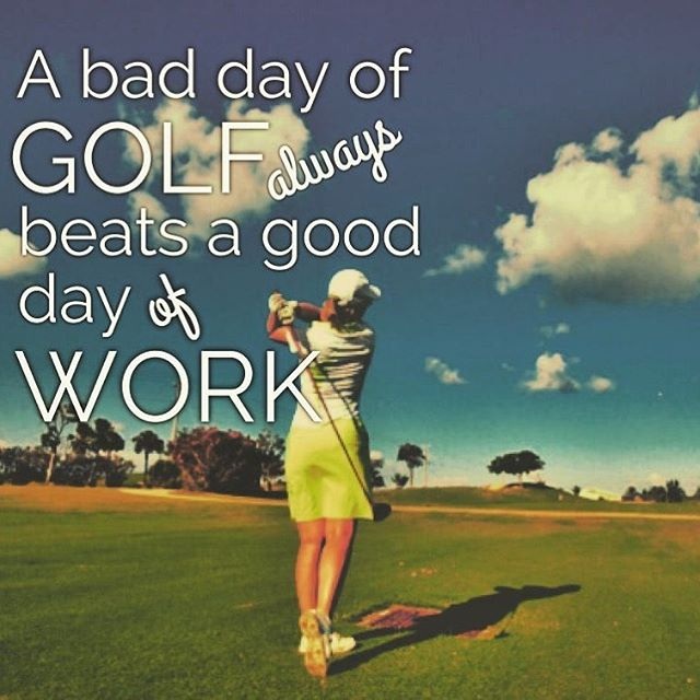 As the work week wraps up, excited to get our team out on the course Saturday! #lookgoodplaygood #lanakila