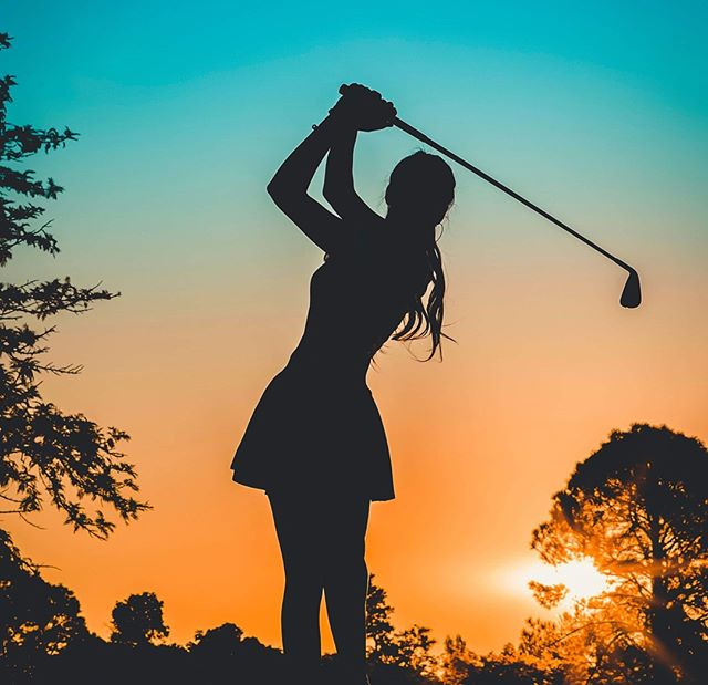 """According to the Scandinavian Journal of Medicine and Science in Sports, """"playing regular golf leads to a 40% reduction in mortality."""" Not sure if we buy that, but next time you have the Monday blues and want to miss work to play golf, make sure you get a doctor's note too! #lanakila"""