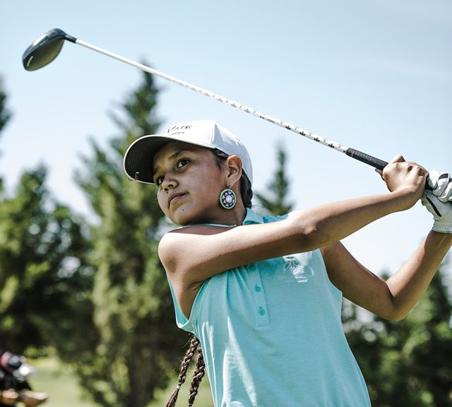 This #womencrushingwednesdays goes out to Ellie, the awesome 12 year old golfer that can drive it further than most of our team! #lanakila