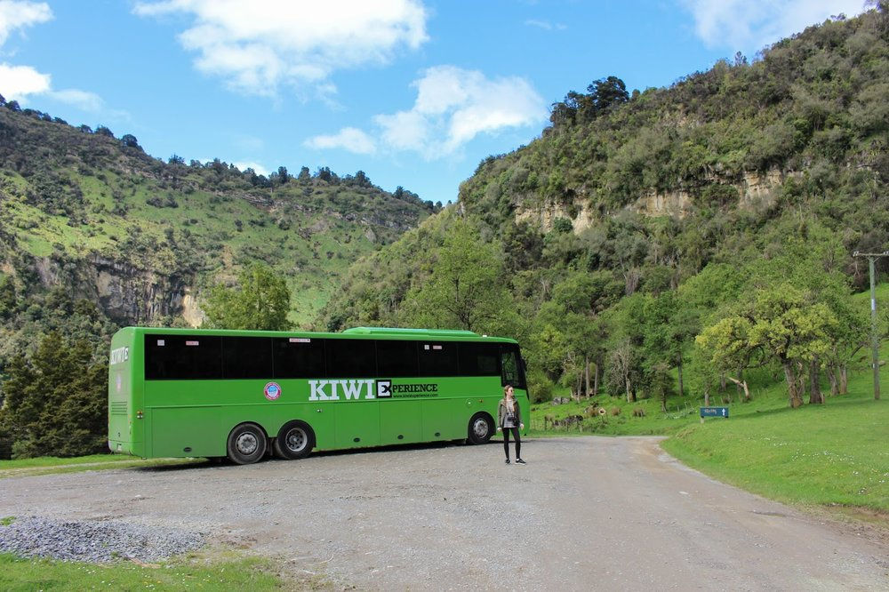 featured post - The complete guide: how we explored NZ's North and South islands with the Kiwi Experience Bus