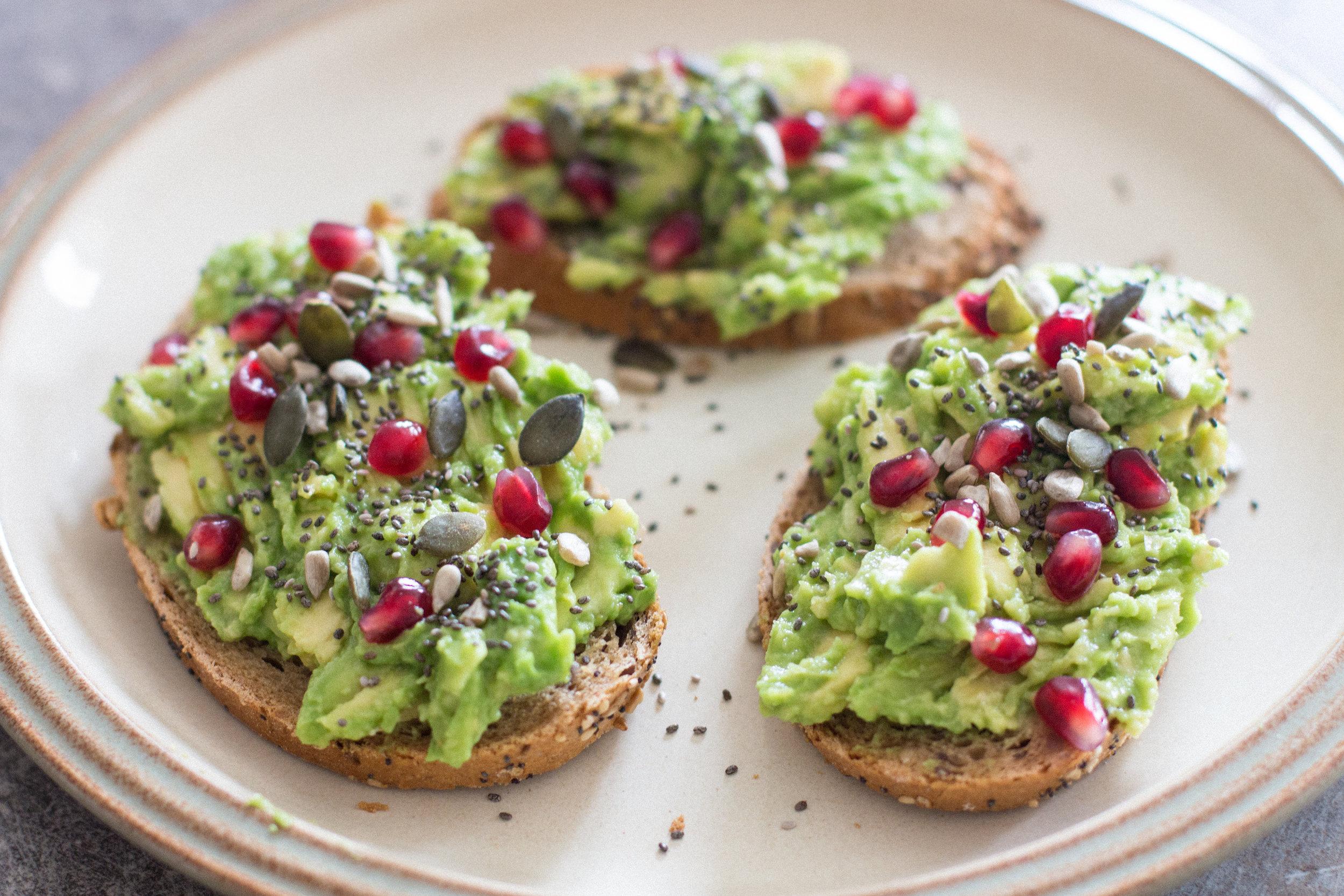 - plant-based food