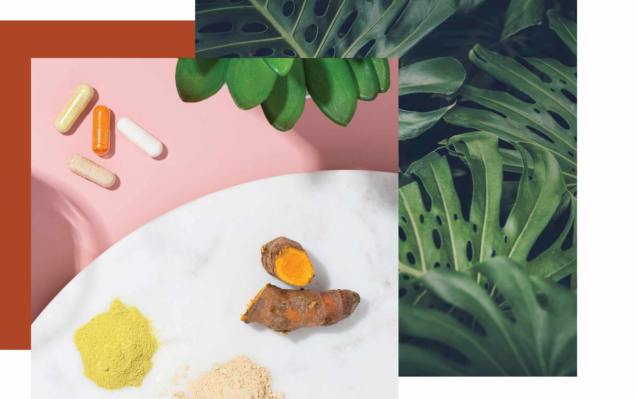 "Plant-based, period science. - Semaine means ""week"" in French because it targets the increase in inflammation that occurs during the week of your period. Semaine Health was started as a passion project to help people with painful periods through natural, anti-inflammatory ingredients backed by science."