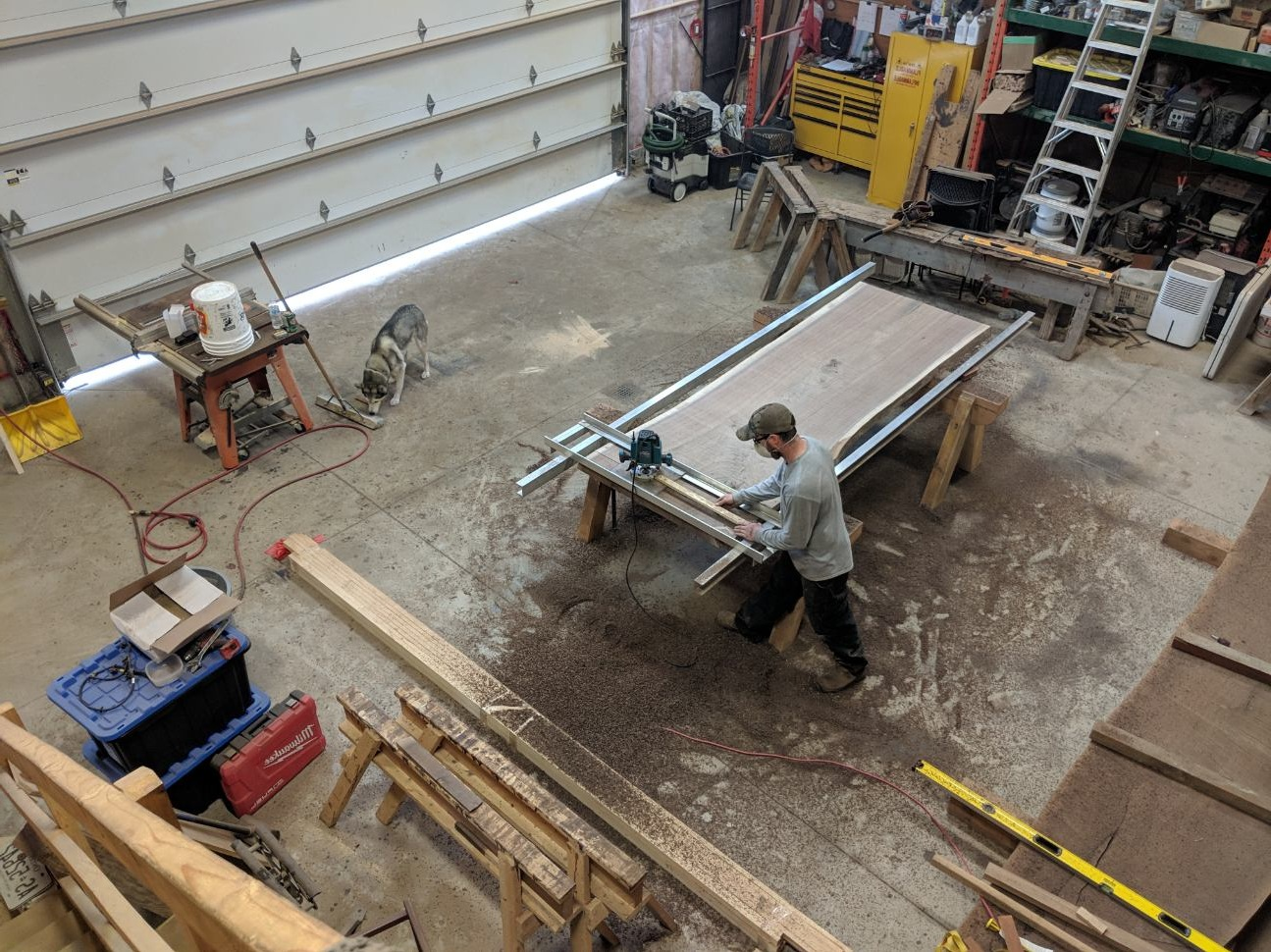 Full Service Woodworking Shop -