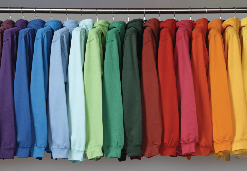 Hoodies - Up to 40 different colours available