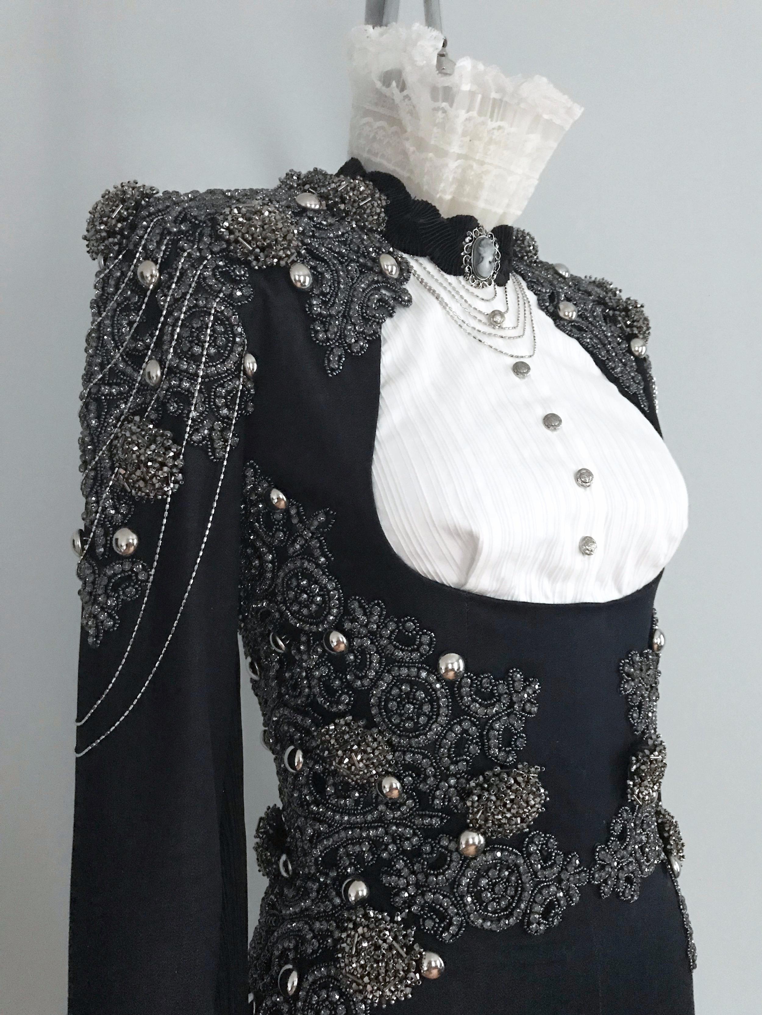 Lady Gaga dress details Namibia Viera.jpg