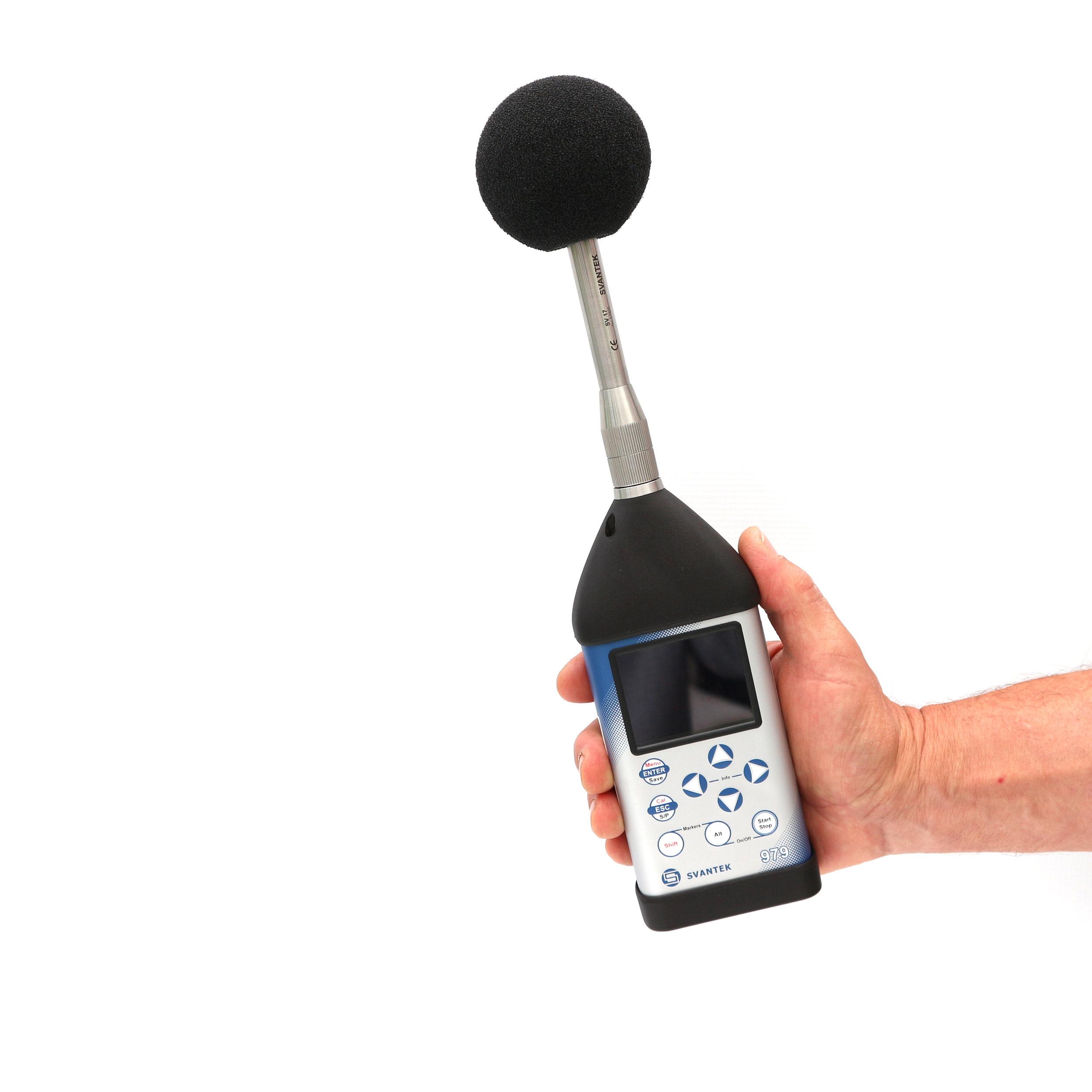 Svantek 977A Class 1 Sound Level Meter