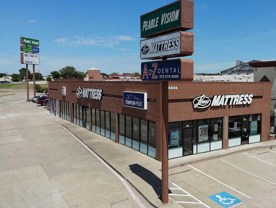 Levitz Mattress Company (Mesquite, TX)