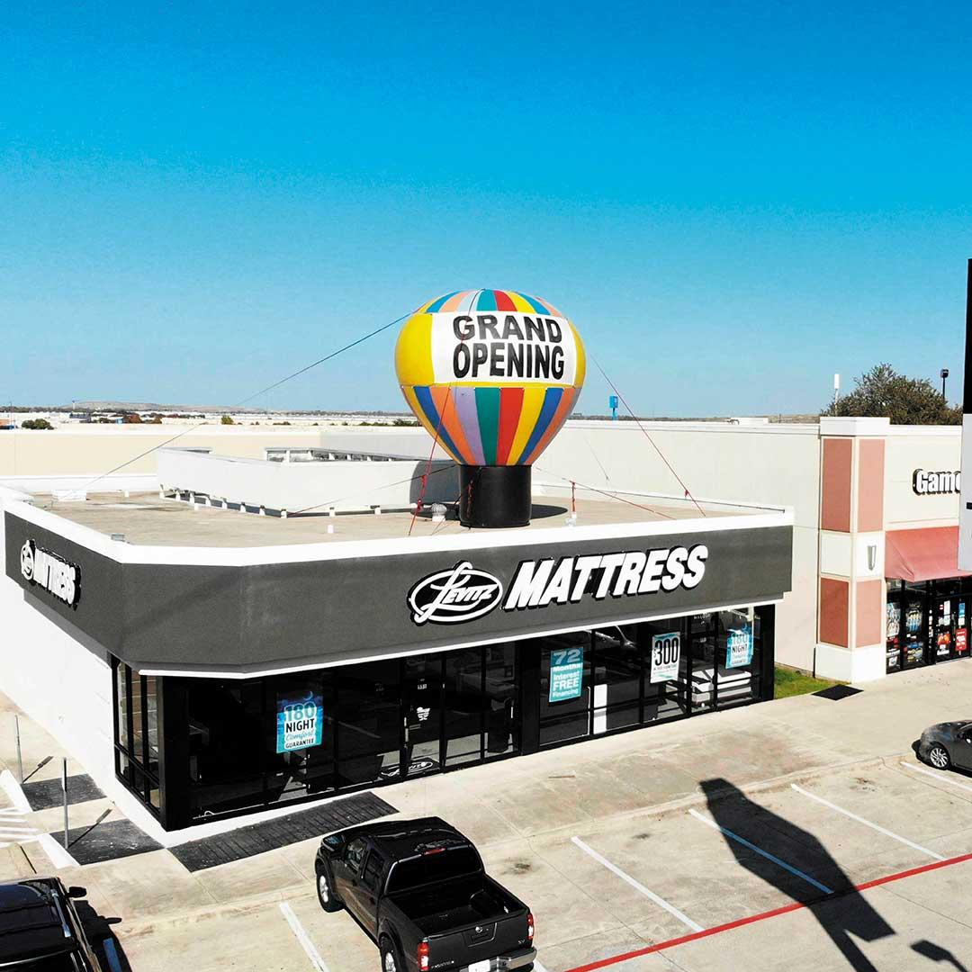 Levitz Mattress Company (Lewisville, TX)