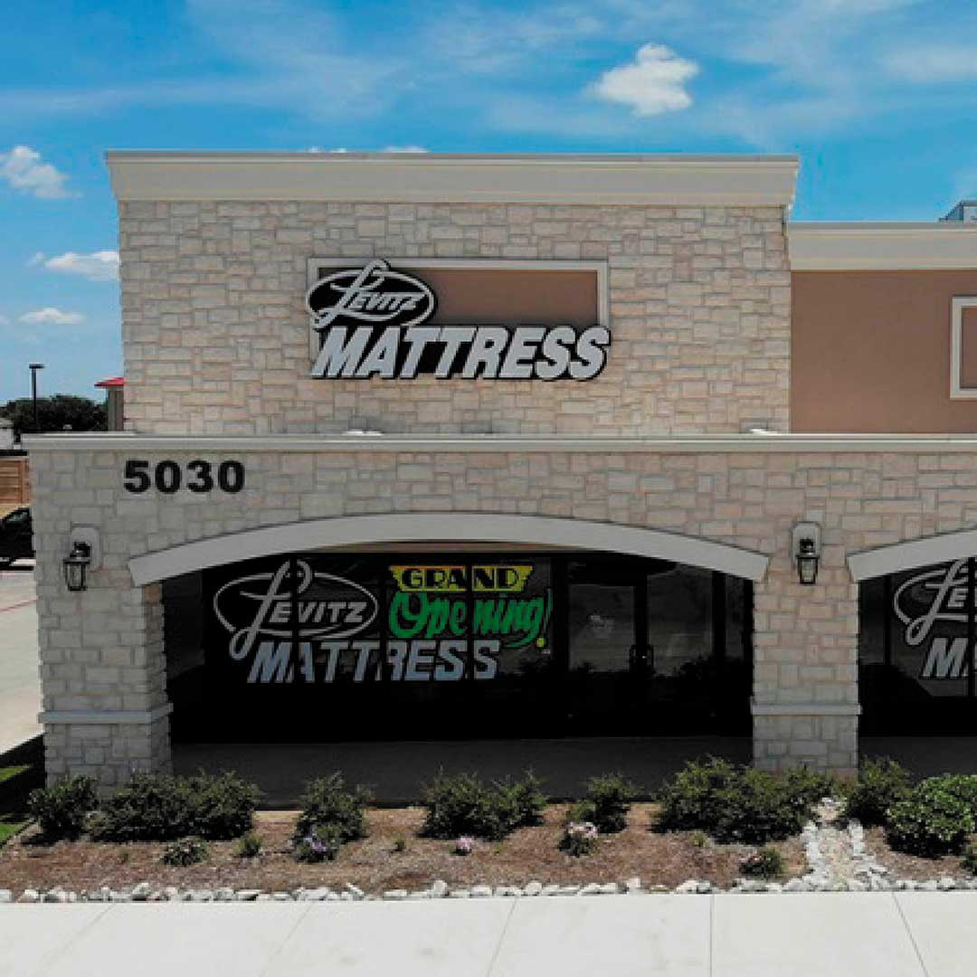 Levitz Mattress Company (Grand Prairie, TX)