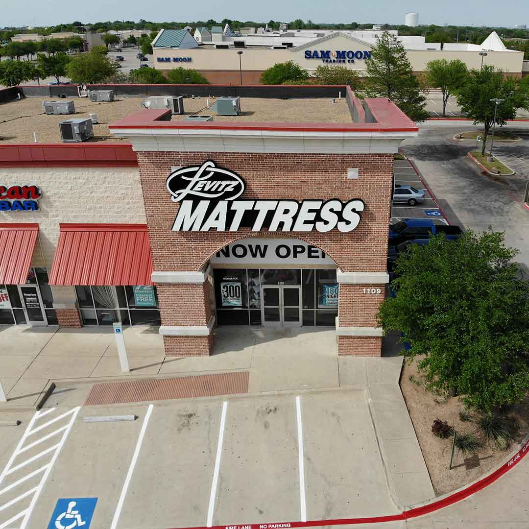 Levitz Mattress Company (Arlington, TX)