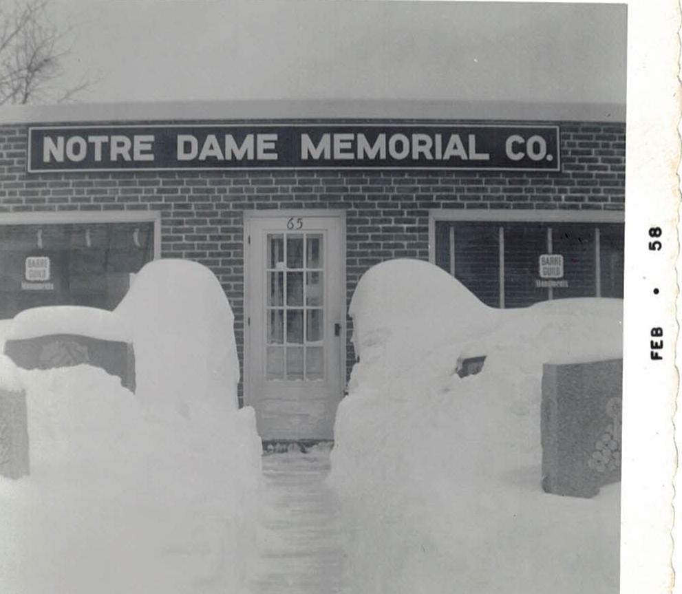 NDM snow FEB 1958.jpg