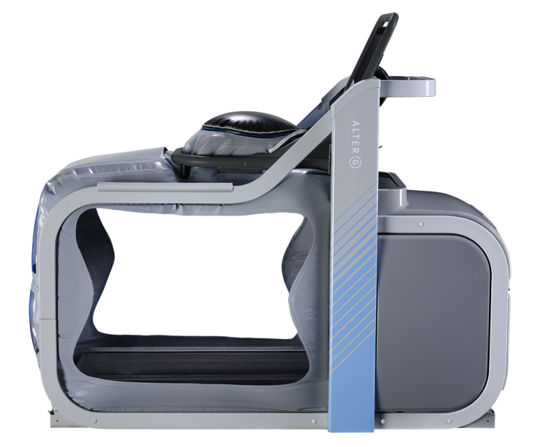 Rates - rent time on the alterg treadmill and rediscover the freedom you've been missing.30 minutes for $3060 minutes for $6090 minutes for $90all individuals will be trained to use the alterg treadmill by a staff member and will be required to demonstrate competency with the treadmill before being allowed to use independently.