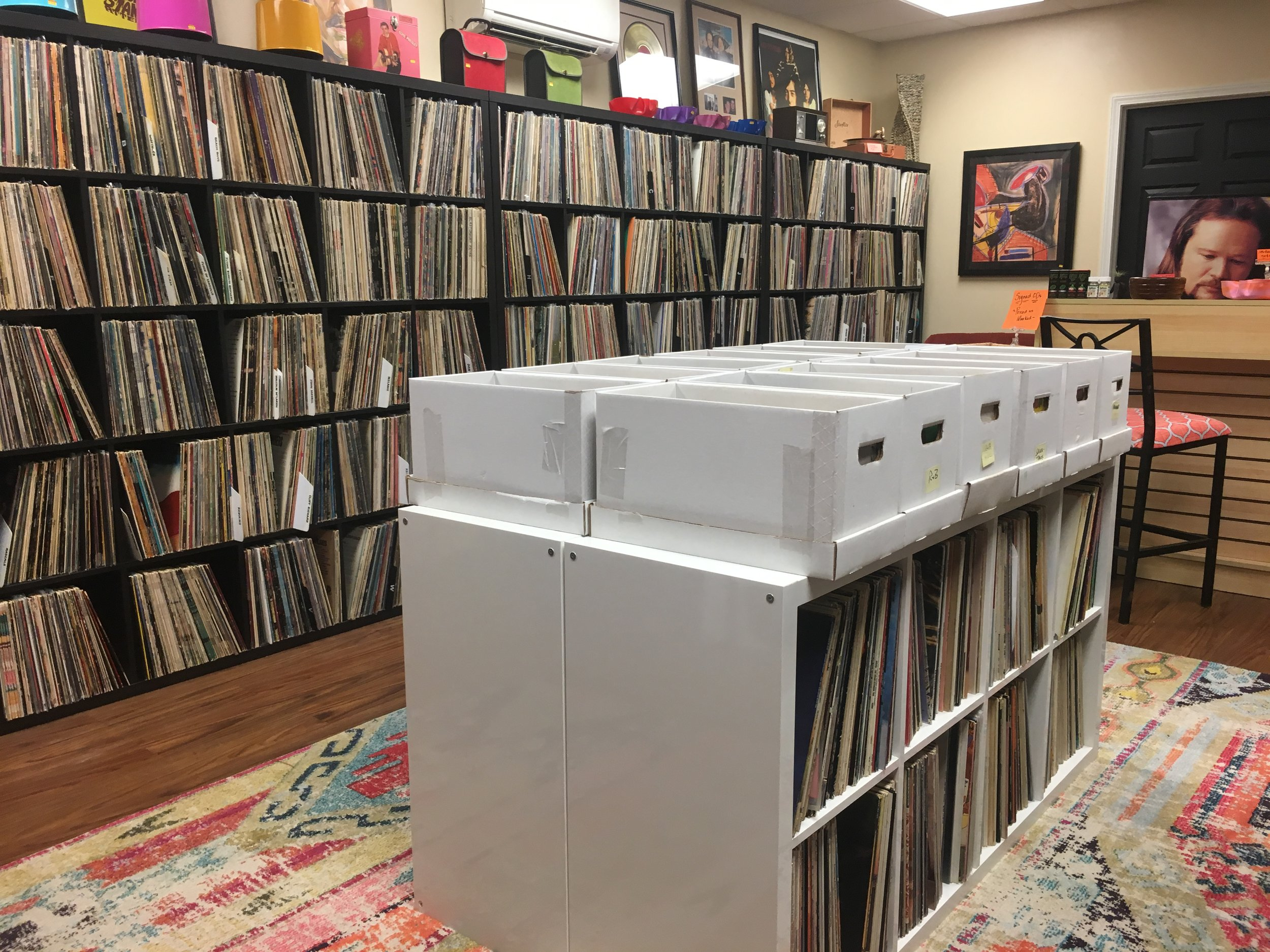 Vinyl Record Store near me