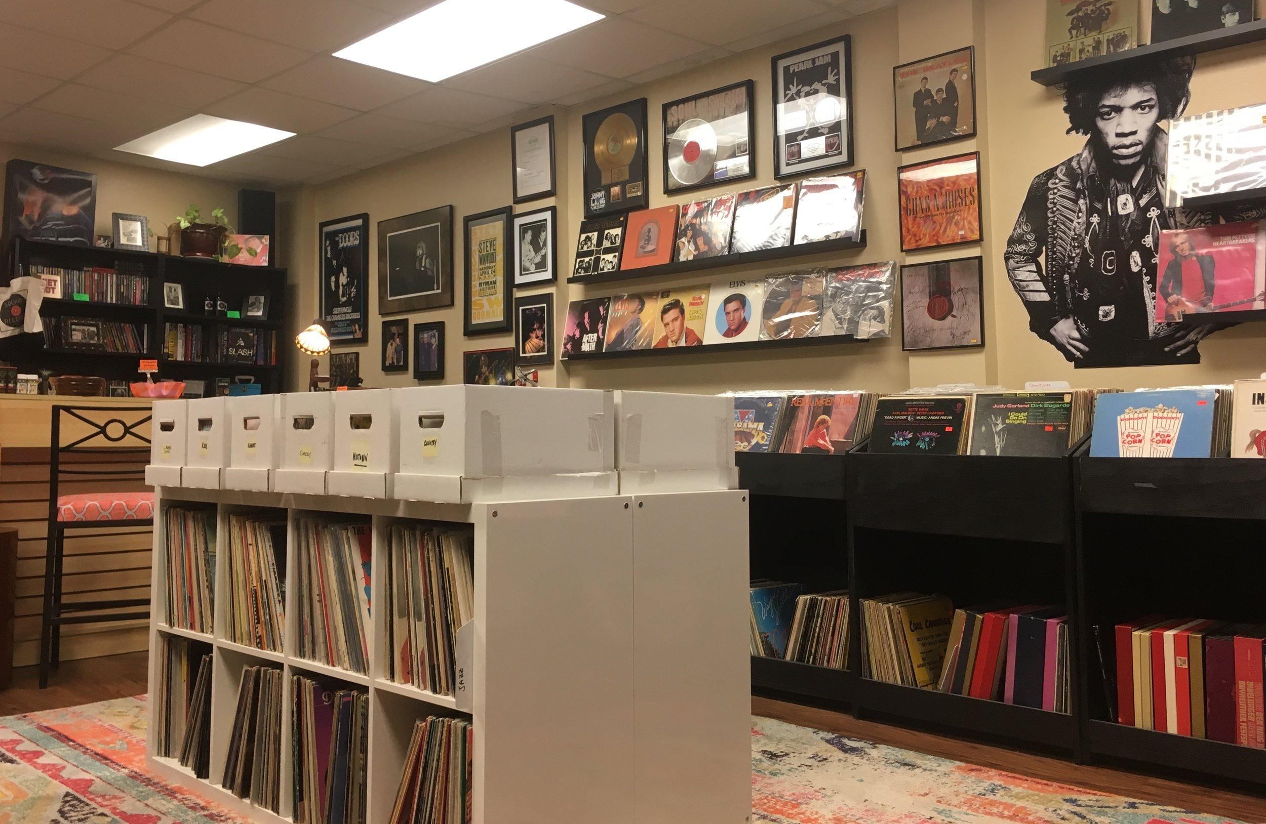 vinyl records near me