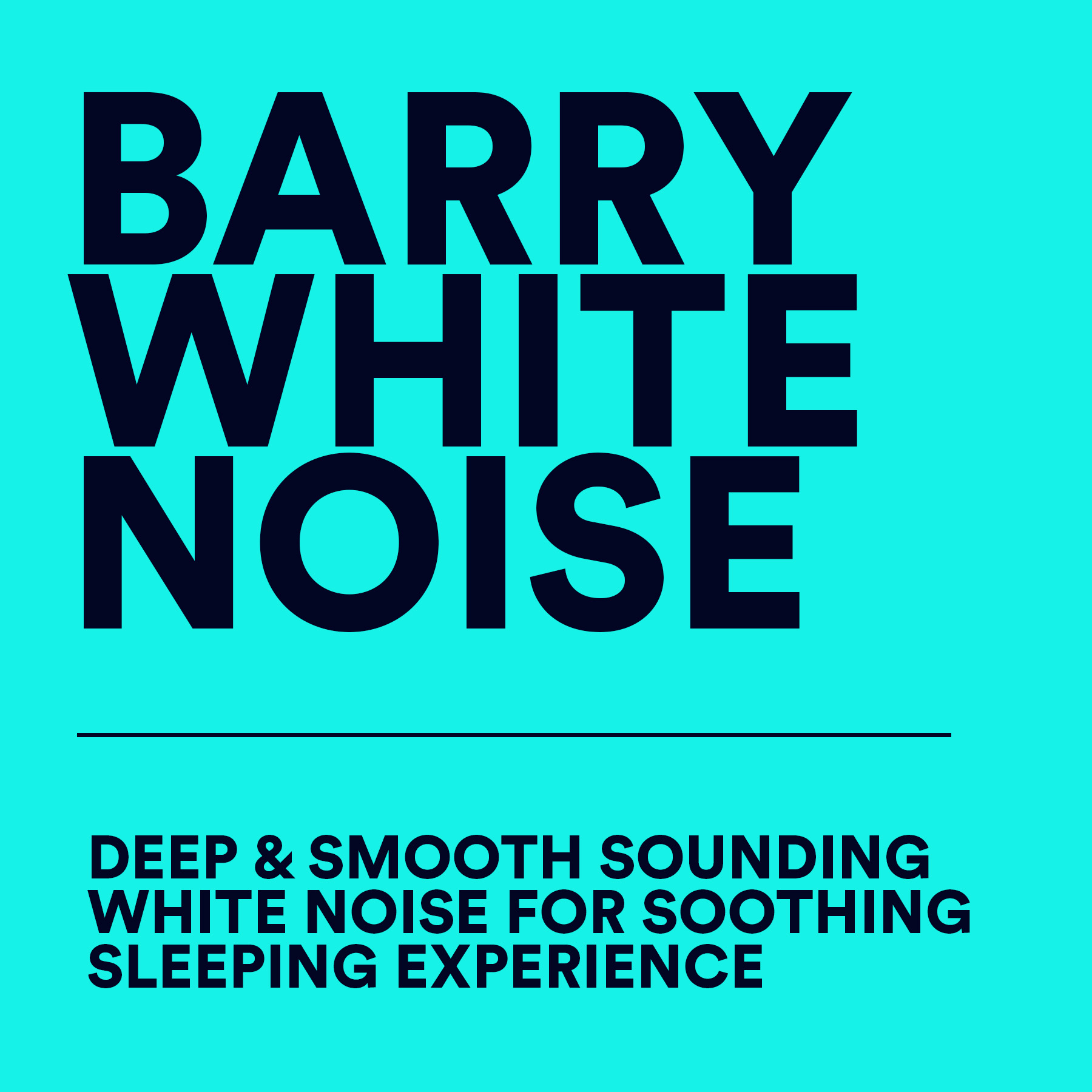 Keep up with our latest releases. - Coming soon is an album filled with relaxing deep & smooth white noise that will help you doze off more easilly.