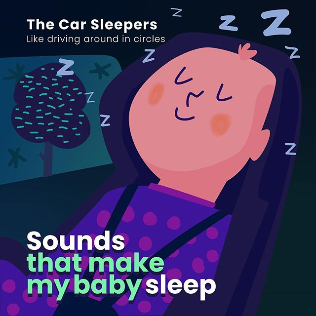 Sounds that make my baby sleep.  The Car Sleepers.  Like driving around in circles - - - - - #sounds #sleep #sleeping #baby #relaxing #parents #parenting #newborn #kids #night #bedtime #whitenoise #pinknoise #domestic #womb #sonos #speaker #babyphone #noise #calming #bed #dormir #slapen #schlafen #awake #goodnight