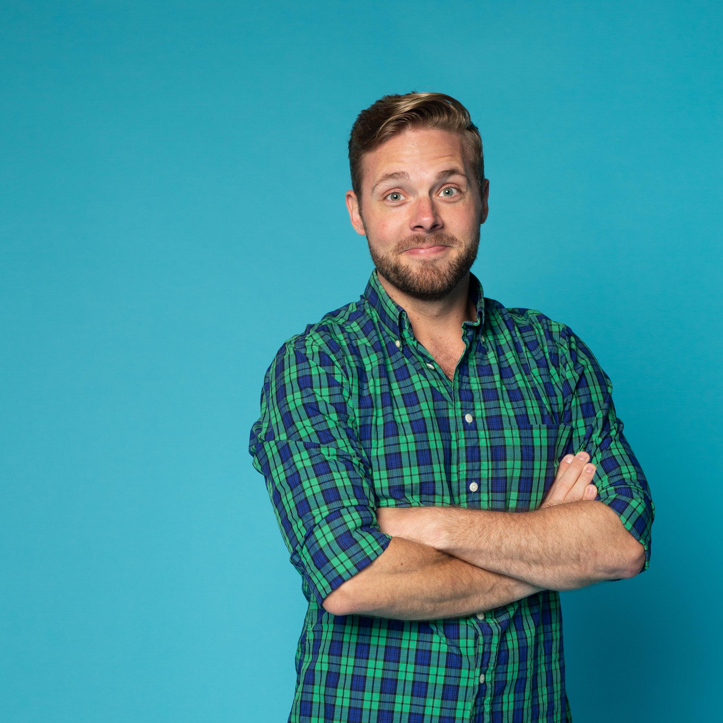 Rhapsody Radio Host Alan Shaw