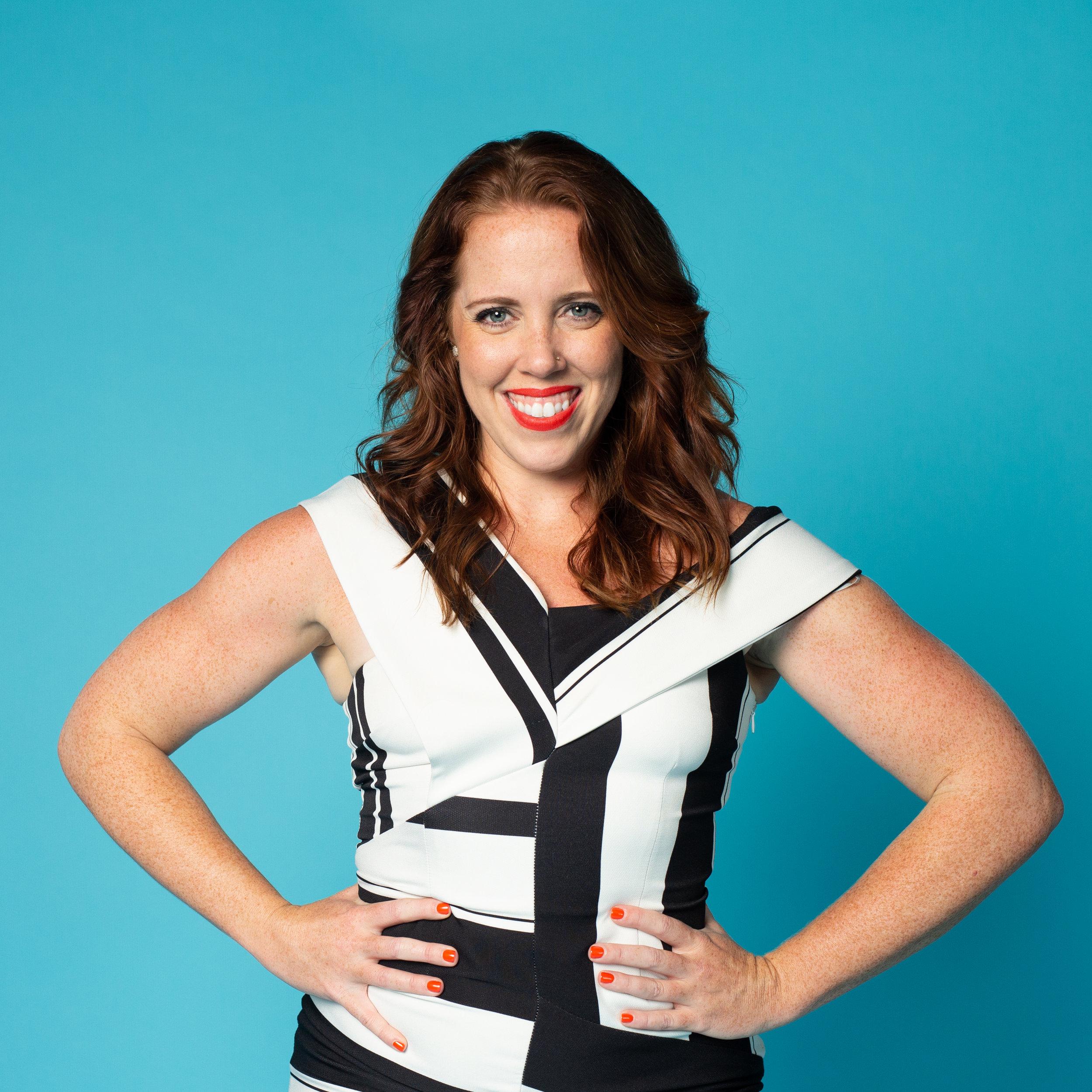 Rhapsody Radio Co-Host Mary Beth Henderson