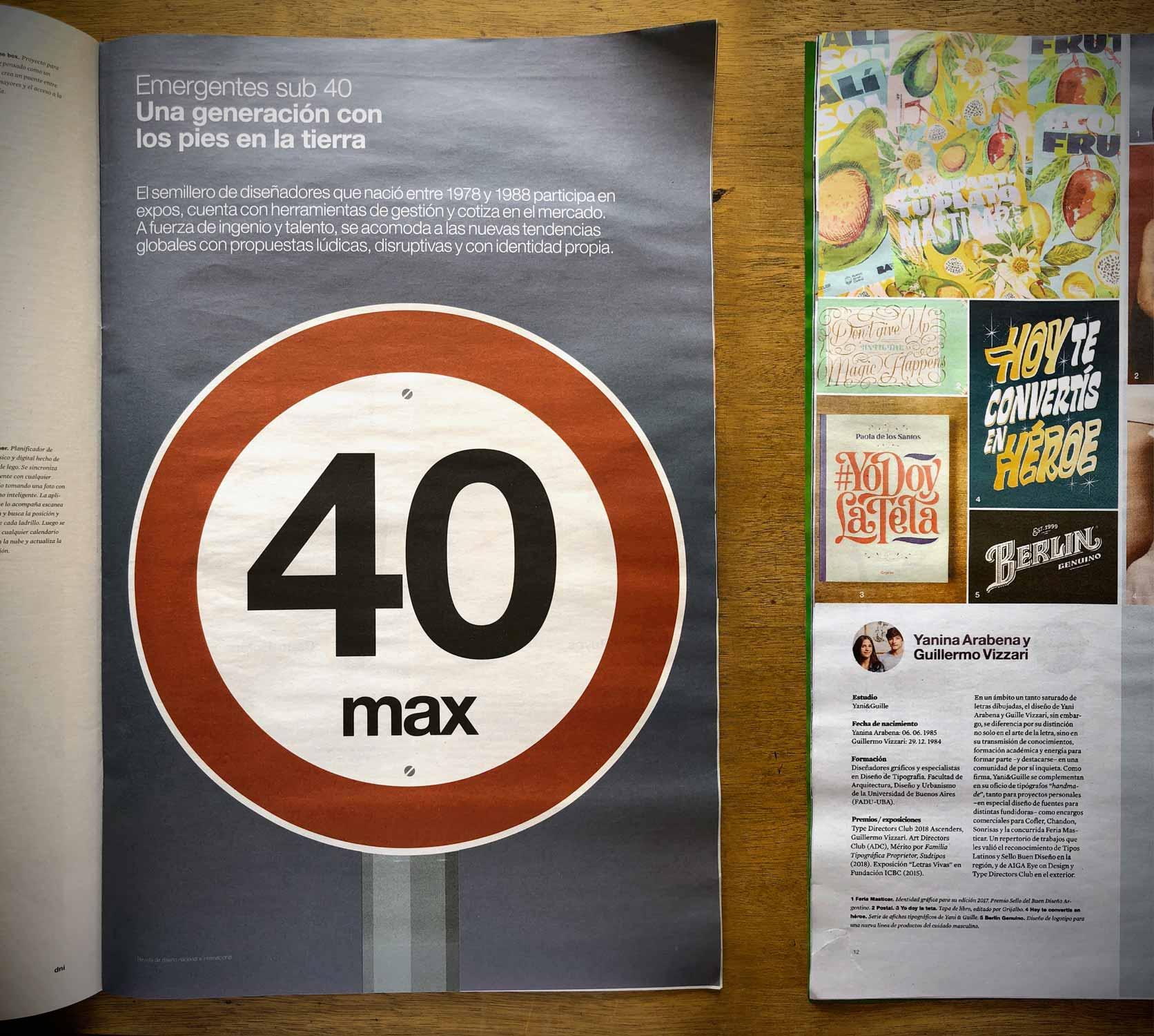 DNI 40 Mag (Argentina)